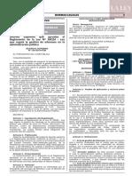 D.S.120-2019-PCM