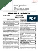 PRÓRROGA DE LA ENTRADA EN VIGENCIA DEL NCPP
