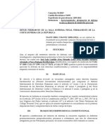 Apersonamiento David Miki Chavez Cas 94 19 VF