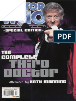 Doctor Who Magazine Special Edition 02 - The Complete Third Doctor (2002).pdf