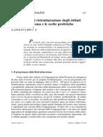 I programmi di ristrutturazione degli istituti religiosi.pdf