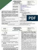 LAB-GYE-ME-66 Determinación de Azufre en Fertilizantes