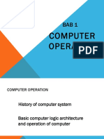 Computer Architecture CHAPTER 1