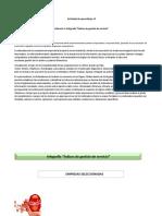 Evidencia 2 Infografía Índices de Gestión de Servicio