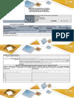 Procesos Cognoscitivos 5- Matriz Grupal Recolección de Información-Formato