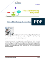 How to Plan Marriage & Avoid Financial Shock