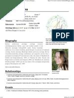 Astro-Databank Mona Riegger