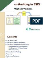 Metadata SSIS