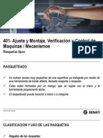 Rasqueteado 401- 4