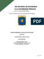 GEOESTADISTCA DISEÑO DE DOS FACOTRES.docx