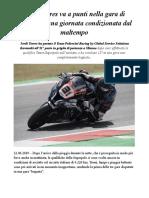 GSS Misano Jordi Torres Team Pedercini Racing 11° posto in griglia di partenza