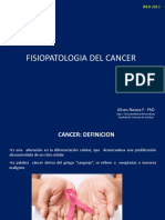 Fisiopatologia Del Cancer
