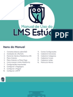 Manual Do LMS Estúdio