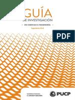 Guia de Investigacion en Ingenieria Civil