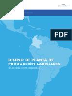 Planta Ladrillera Caso COLANEM Colombia