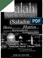 Sultan Saladdin