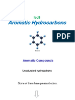 Lec 8 Aromatic Compounds.ppt