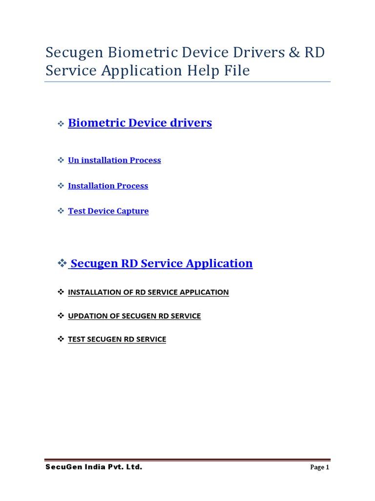 Secugen Hamster Pro 20 Driver For Windows 7 32 Bit