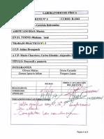 (TP3) Proyectil y Puntería