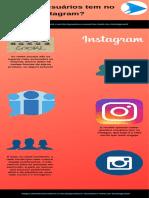 Quantos usuários tem no Instagram?