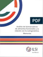 Analisis de Biomarcadores