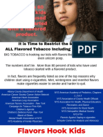 Albany County Flavored Tobacco Support June 2019