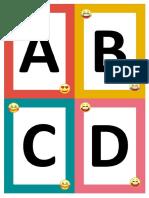 ABC Numeros Silabas