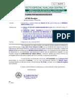 INFORME N° 064 COFORMIDAD INFORME N°3 HIDRO WORKS