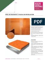 DEFECTOS DE PINTURA CASCARA DE NARANJA