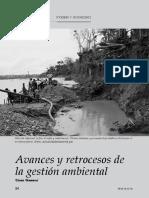 gestión ambiental lectura