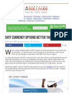SHTF Currency Options Better Than Gold