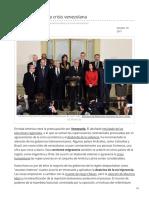 Blog.realinstitutoelcano.org-América Latina y La Crisis Venezolana