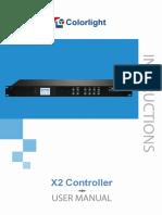 X2 User Manual