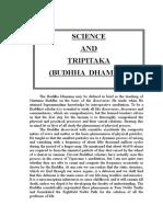 Science and Tipitaka.doc