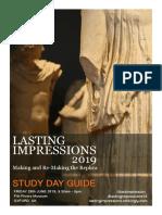 Lasting Impressions 2019