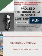 1. Proceso Histórico de La Filosofía Contemporánea