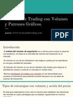 Sistemas de Trading con Volumen y Patrones de Precios