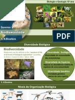BioGeo10 A Biodiversidade.pptx