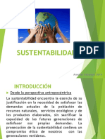 Ejes de Sustentabilidad