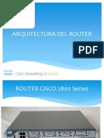 Arquitectura Del Router