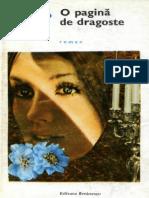 Povesti de Dragoste-1971 38 Emile Zola - O Pagina de Dragoste