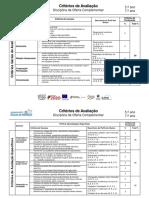 Critérios de Avaliação de OC 5.º e 7.ºano_2018-19