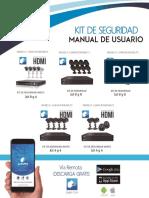 Manual de Usuario LOGAN DVR 4 y 8 LGK