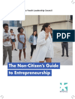 NYSYLC Entrepreneurship Guide - Print Version