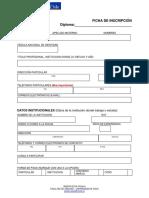 Diploma de Postitulo Fundamentos de Fisica