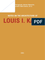 Notes on the Architecture of Louis I. Ka