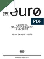 EG80FS Product Manual