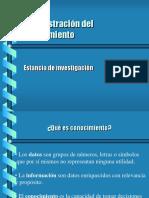 Administracion Conocimiento 091101194732 Phpapp02