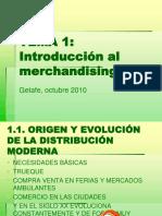Introducción Al Merchandising