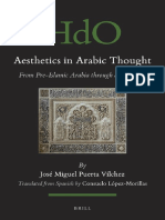 (Handbook of Oriental Studies. Section 1 The Near and Middle East, Volume_ 120) José Miguel Puerta Vílchez - Aesthetics in Arabic Thought from Pre-Islamic Arabia through al-Andalus-Brill (2017).pdf